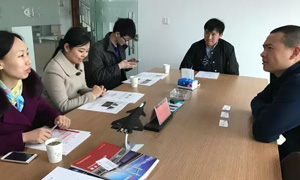 Poten Environment Group Co., Ltd Visit Anjie